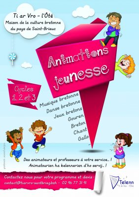 1 Flyer Animations jeunesse 2021
