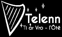 logo telenn blanc